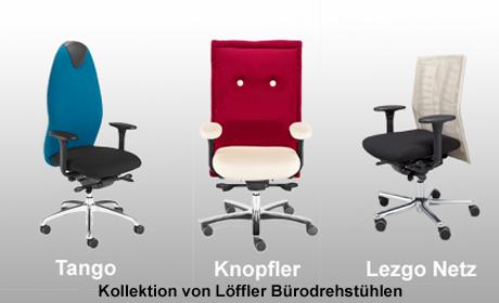 Quadrifoglio - Holz + Design - Löffler Bürositzmöbel - Mobilex ...